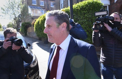 Starmer under pressure after 'bitterly disappointing' Hartlepool defeat
