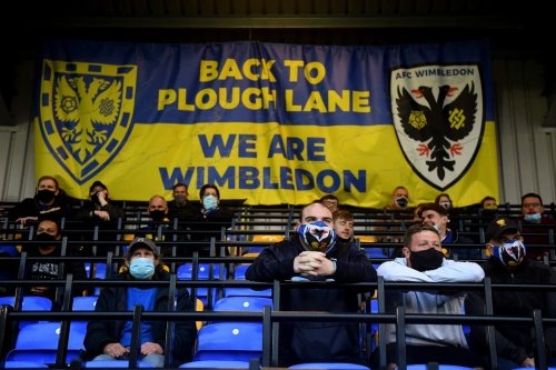 AFC Wimbledon in Parliament to call for change in football governance