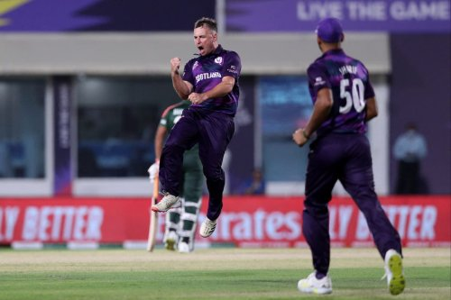 Greaves stars as Scotland stun Bangladesh in T20 World Cup opener