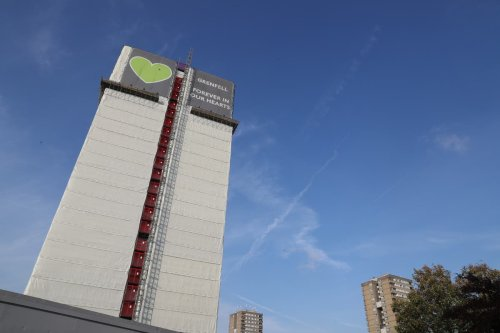 People in high-rise social housing 'at significant risk of future fires'