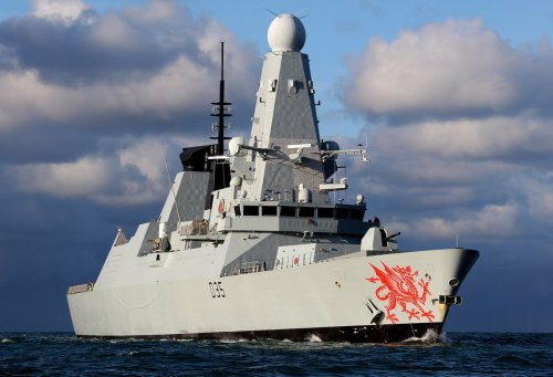 Nato missile defence exercise begins off Scotland