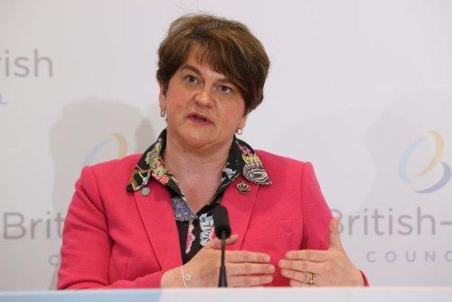 Former DUP leader Arlene Foster joins news channel GB News