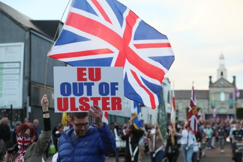 Protocol talks cannot be 'put on long finger', DUP warns