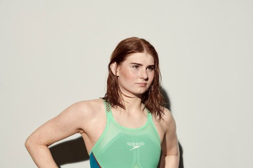 Freya Anderson: Olympic swimmer who hates open water and chlorine