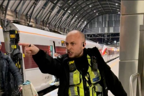 Police to review arrest of boy, 16, at Kings Cross after viral video