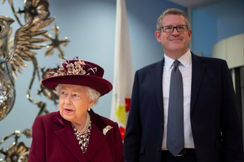 Queen appoints new Lord Chamberlain ahead of Prince Philip's funeral