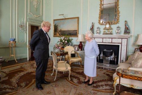 Queen describes Matt Hancock as a 'poor man' during audience with PM