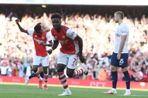 Saka: Arsenal will win trophies if we play like we did against Spurs