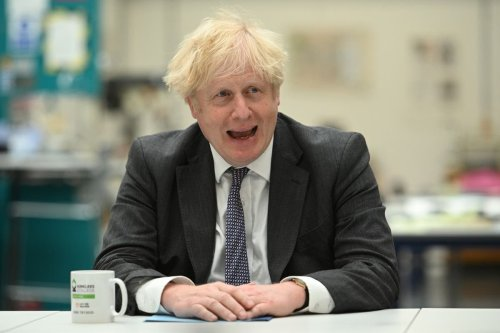 Totally hopeless? Boris says he has 'complete confidence' in Hancock