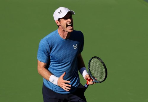 Murray blames poor attitude for straight-sets loss to Schwartzman