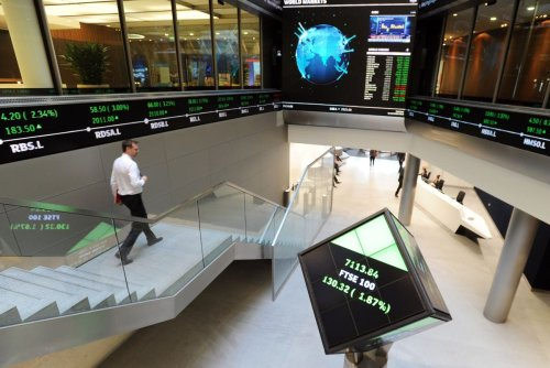 FTSE 100 called to open lower on start of busy week for results