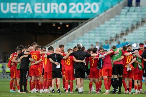 Wales 1-1 Switzerland: Euro 2020 – as it happened