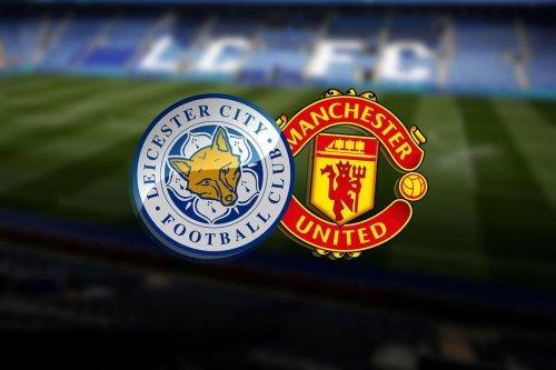 Leicester vs Man United: Premier League - LIVE!