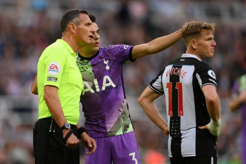 Reguilon explains heroics: 'I told referee we cannot play like this'