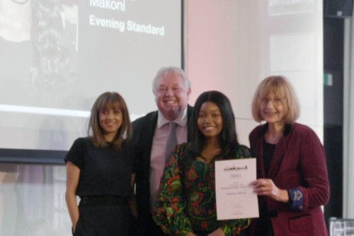 Evening Standard hailed as Londoner of the Year at Press Awards