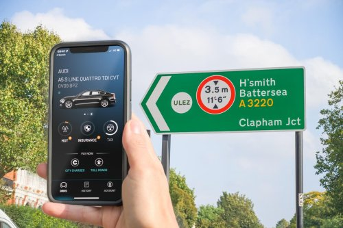 New app to save motorists 'millions' in fines as Ulez expands