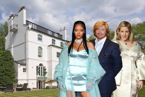 The London mega mansions back on the wishlists of the super rich