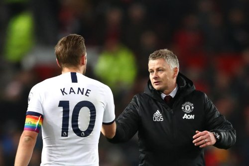 Solskjaer namedrops Messi and Ronaldo after Kane transfer question