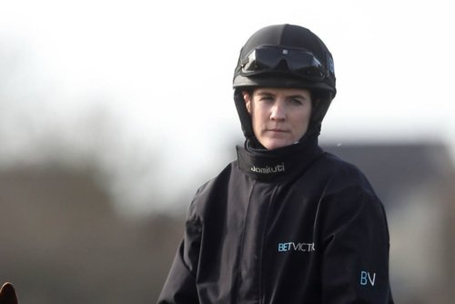Jockey Blackmore has surgery on broken ankle after fall from horse