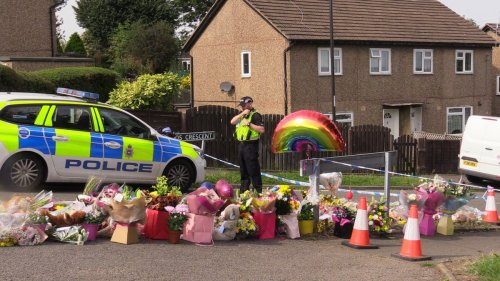 Mother and three children died from 'violent attack', inquest hears