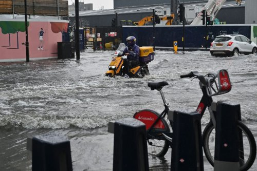The fight to save London from climate emergency