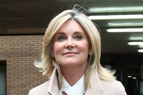 Anthea Turner sparks fury with 'fat-shaming' and 'anti-disabled' rant