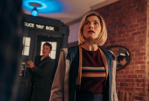 Jodie Whittaker to leave Doctor Who