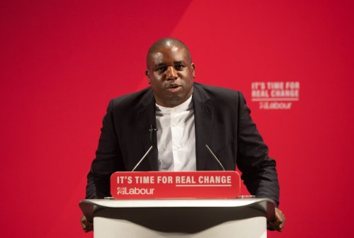 David Lammy accuses Johnson Government of 'taking justice for granted'