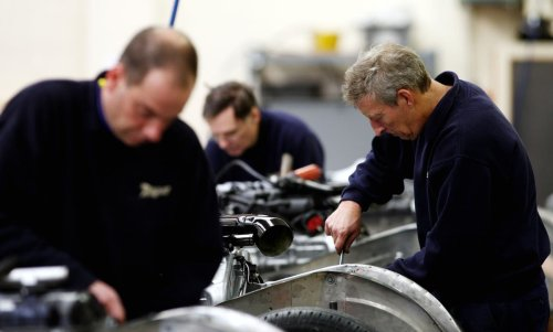 Factories struggle to meet demand amid supply chain crisis – survey