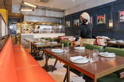 Fay Maschler reviews Pali Hill: A pick-and-mix menu full of zest