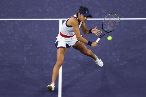 Raducanu 'optimistic' about having new coach for Australian Open