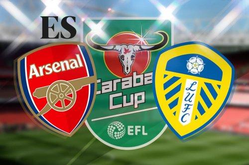 Arsenal vs Leeds: Carabao Cup preview