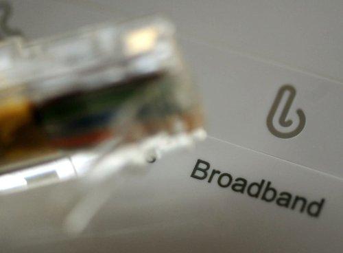More than half of UK properties can access gigabit internet, figures show