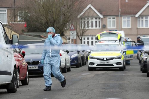 Man, 51, charged with double murder in east London
