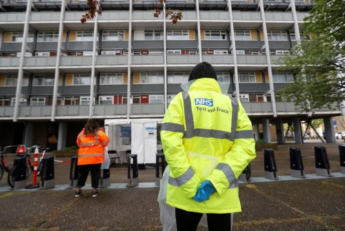 Eight London boroughs on Covid watchlist as cases continue to surge