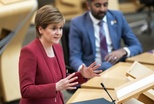 Sturgeon: Move to lowest level of Covid restrictions 'likely' to be delayed