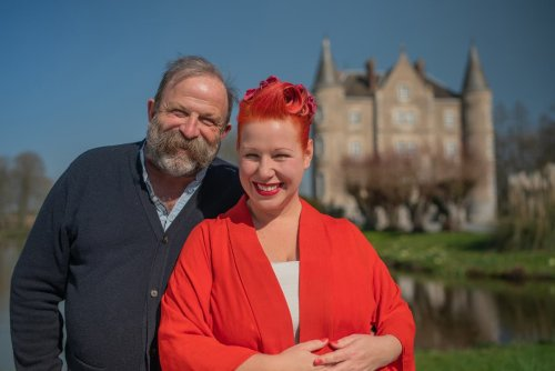Escape to the Chateau stars making UK return ahead of new Channel 4 show