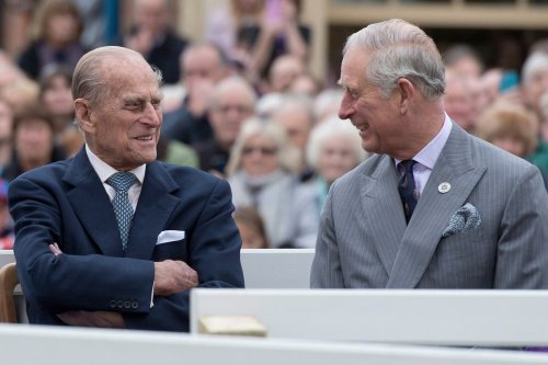 Charles reveals details of his conversation with Prince Philip on eve of his death