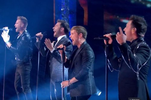 Westlife fans stunned as boyband makes comeback on Strictly