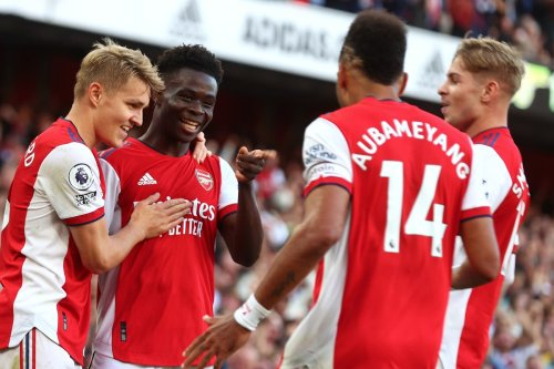 Arsenal 3-1 Tottenham: Gunners resurgence continues with derby win