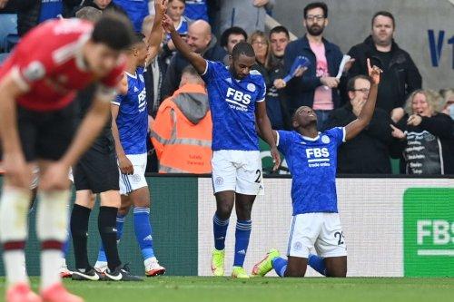 Leicester 4-2 Man United: Pressure on Solskjaer after late drama