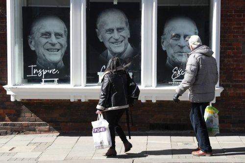 Latest updates from the Duke of Edinburgh's funeral