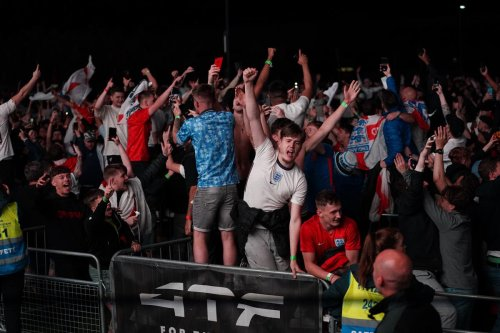 Fans roar England to Euro 2020 final after Kane and Co seal famous semi victory