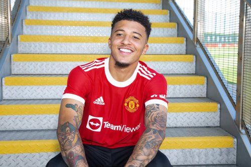 Man United reveal Sancho shirt number after £73m transfer completed