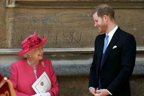 Prince Harry 'met with Queen privately' during funeral visit