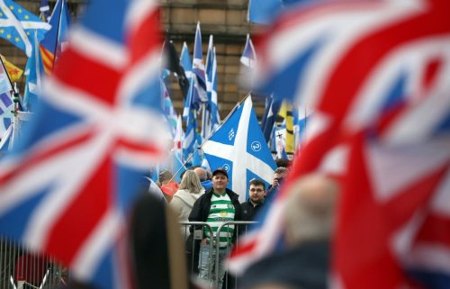 Second independence vote backed by 60% of UK Labour supporters, survey suggests