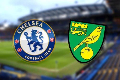 Chelsea vs Norwich: Premier League - LIVE!