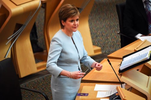Sturgeon to set out life in lowest tier of coronavirus restrictions