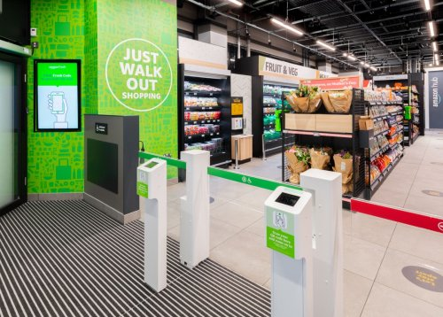 Amazon Fresh opens new till-free grocery store in London