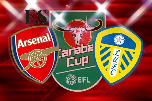 Arsenal vs Leeds: How can I watch the Carabao Cup game on TV?